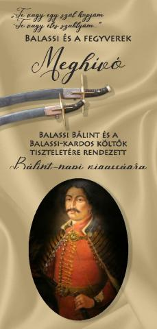 Bálint-napi mulatság - Balassi est, koncerttel és táncházzal